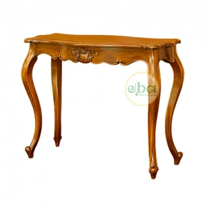 lublin small console table