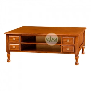 four drawers coffee table