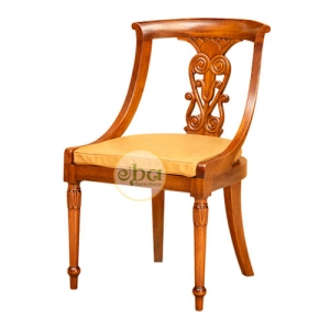 berlin carved chair