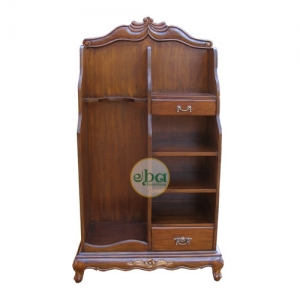 keita small bookcase