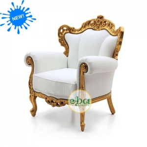 Cannes Carved Single Chair