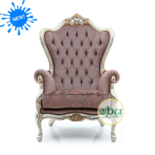 Meilani High Carved Chair