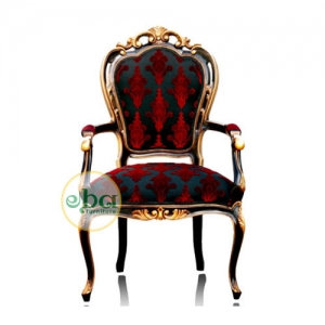 Ashanty Flower Arms Chair