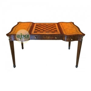 andine inlay game table